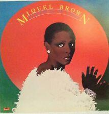 Miquel Brown  Symphony Of Love   VINYL LP ALBUM