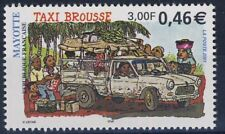 stamp / TIMBRE DE MAYOTTE N° 99 ** TAXI BROUSSE