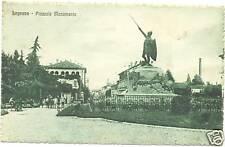 LEGNANO - PIAZZALE MONUMENTO (MILANO) 1925