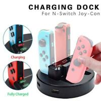 Multi-function Charging Dock Cradle Stand For Switch Joy-Cons T1Y5