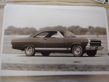1967 FORD FAIRLANE  GTA ? HARDTOP  11 X 17  PHOTO /  PICTURE