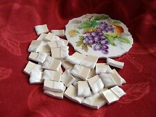 Broken China Mosaic Tiles - Johnson Bros. Fruit mosaic tiles