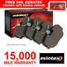 FRONT MINTEX BRAKE PADS SET FOR LAND ROVER DISCOVERY III IV RANGE ROVER MK SPORT