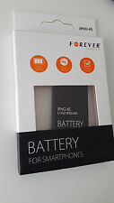 Apple iPhone 4S e 4GS Batteria batteria 100% NUOVO TOP PRESTAZIONI MADE by EU