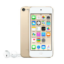 Apple iPod Touch MKHT2BT/A 6th Generation 32GB - Gold A