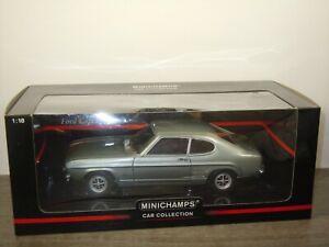1969 Ford Capri RHD - Minichamps 1:18 in Box *47420