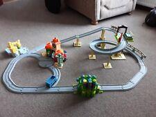 Chuggington Interactive Train Set With Extras Plus 3 Trains