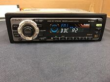 SONY mini-disc player autoradio stereo modello mdx-c6500r Potenza 50x4 POWER RDS