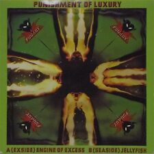 """PUNISHMENT OF LUXURY 'ENGINE OF EXCESS' UK PICTURE SLEEVE 7"""" SINGLE"""