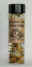 Wisdom & Knowledge - Magickal Blend of Nine Magical Purpose Oil