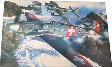 Fujimi Messerschmitt Bf109G-6 Swiss Gustav Ref 48011 Scale 1/48