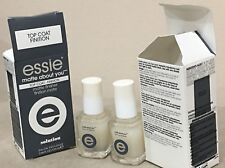 Essie (set of 2) Matte About You Top Coat. Matte Finisher. 0.46 Fl.Oz./13.5ml
