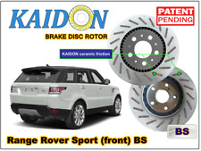 "Land Rover Range Rover Sport disc rotor KAIDON (front) type ""BS"" spec"