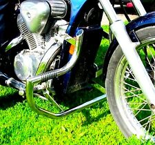 Acero inoxidable personalizado de choque Bar Motor Guard + Clavijas Honda VT 600/Vlx Shadow