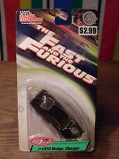 RACING CHAMPIONS THE FAST AND THE FURIOUS 1:64 SCALE