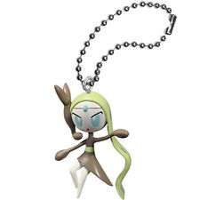 Pokemon Movie Meloetta Aria Form Ball Key Chain swing 2012 Pocket Monster Toy