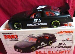 BILL ELLIOTT, 1/24 ACTION 2001 DODGE INTREPID R/T, #9, TEST CAR