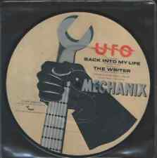 """UFO-Back into my life.7"""" picture disc"""