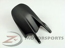 Ducati 848 1098 1198 Rear Hugger Fender Fairing Mudguard Matte 100% Carbon Fiber