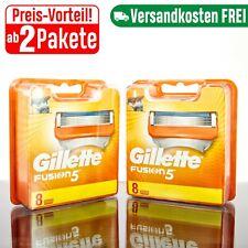Gillette Fusion Herren Rasierklingen - 8 Stück