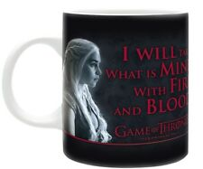 Tazza in ceramica Game of Thrones Daenerys Fire & Blood Mug 10 cm ABYstyle