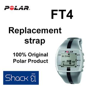 Polar FT4 Replacement Strap / Band (Original - NEW)