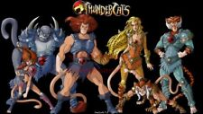 80's Vintage Eighties Poster THUNDERCATS Poster |22 inch X 36 inch| 08