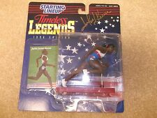 Autographed 1996 Olympic Timeless Legend Jackie Joyner Kersee Starting Lineup