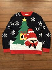 Tipsy Elves Ugly Tacky Christmas Sweater Mens Large