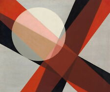 Laszlo Moholy Nagy A 19 Giclee Canvas Print Paintings Poster Reproduction Copy