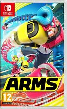 Nintendo Switch Arms Nuevo Precintado Pal España