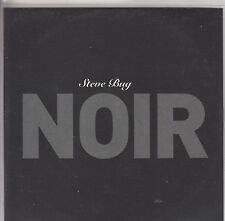 CD ALBUM PROMO STEVE BUG / NOIR