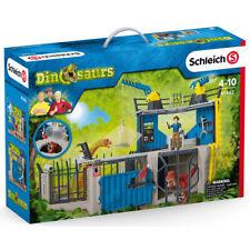 Estación de investigación Schleich Dinosaurios Grandes Dino Playset includes figuras