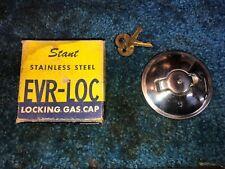 NOS 30's 40's  LOCKING GAS CAP FORD CAR TRUCK IH LINCOLN MERCURY PACKARD JEEP