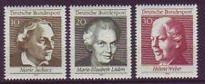 Briefmarken aus der BRD (1960-1969) mit Geschichts-Motiv
