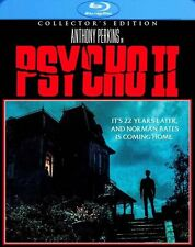 Psycho 2 Blu-ray 1983 Anthony Perkins Collectors Edition