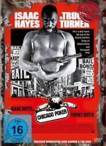 Chicago Poker (Action Cult, Uncut)(NEU&OVP) Isaac Hayes mischt die Unterwelt von
