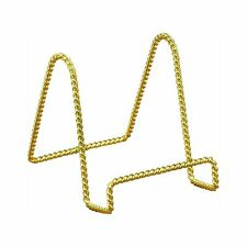 "Tripar Brass Twisted Easel 4"" High (23-1244)"