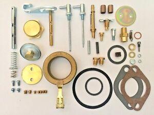 John Deere G DLTX51 Big Nut Tractor Major Carburetor Repair Kit w/ Float