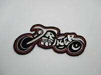 BIKER Patch TRIKER Sew/Iron Rider biker Motorcycle vest