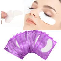 100Pcs Eyelash Pad Eye Pads Gel Patch Lint Free Lashes Extension Eyepads Mask
