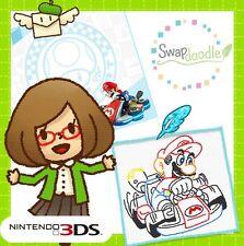Swapdoodle™ DLC - Mario Kart 8 Download Code (3DS)