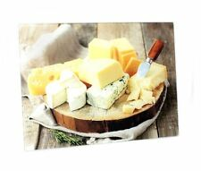 Gourmet Boards Glass Worktop Protector Cheese Board Design Large