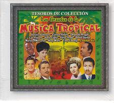 CD - Musica Tropical  NEW Tesoros De Coleccion 3 CD's - FAST SHIPPING !