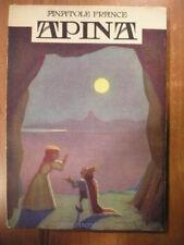 Anatole France APINA la fata morgana n° 2 Atlantica 1945 Sandro Asor Rosa