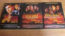 From Dusk Till Dawn Trilogie, 3 DVD (2013) #12529