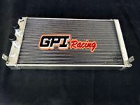 Fit Ferrari DeTomaso DE TOMASO PANTERA 5.8L MT 1971-89 aluminum radiator 2.45''