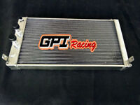 "ALUMINUM  RADIATOR DE TOMASO PANTERA 5.8L 5753CC V8 M/T 1971-1989 62MM/2.45""core"