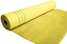 Armierungsgewebe 160g 50m² Gewebe Putzgewebe WDVS Glasfasergewebe 4x4mm - gelb