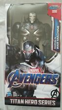 Marvel Avengers 12inches War Machine E4017 By Hasbro 2018